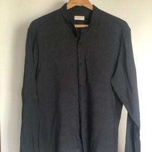 Dries Van Noten Cotton/ Silk Shirt Size 50